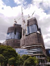 Yuanda Australia keeping Melbourne's newest skyscraper on track for completion