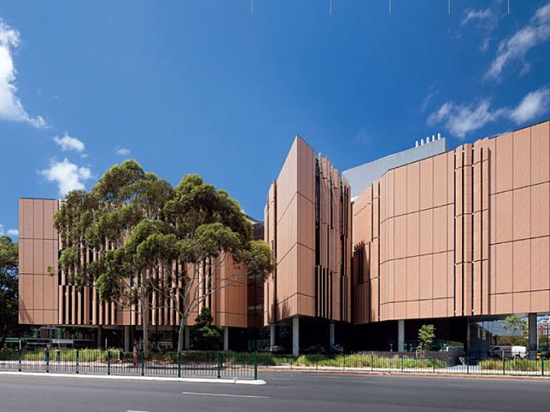 Tyree Energy Technologies Building, UNSW